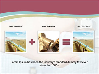 Open valve PowerPoint Templates - Slide 22