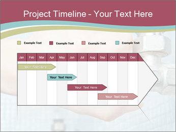Open valve PowerPoint Templates - Slide 25