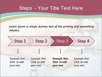 Open valve PowerPoint Templates - Slide 4