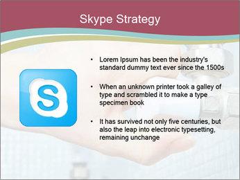 Open valve PowerPoint Templates - Slide 8