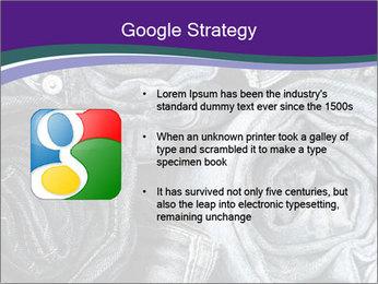 Blue Jeans PowerPoint Templates - Slide 10