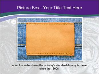 Blue Jeans PowerPoint Templates - Slide 15
