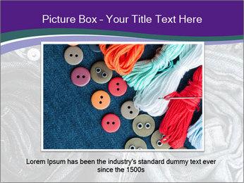 Blue Jeans PowerPoint Templates - Slide 16