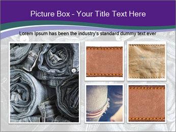 Blue Jeans PowerPoint Templates - Slide 19