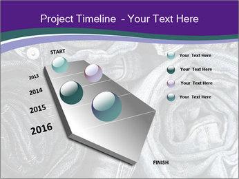 Blue Jeans PowerPoint Templates - Slide 26