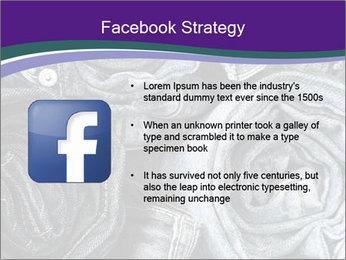 Blue Jeans PowerPoint Templates - Slide 6