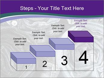 Blue Jeans PowerPoint Templates - Slide 64