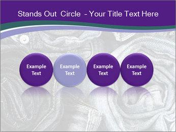 Blue Jeans PowerPoint Templates - Slide 76