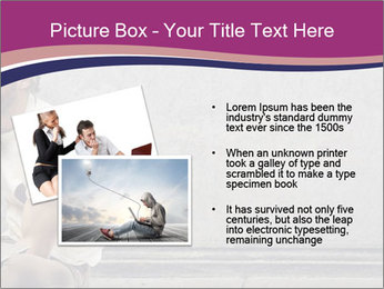 Tramp sitting PowerPoint Templates - Slide 20