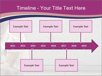 Tramp sitting PowerPoint Templates - Slide 28