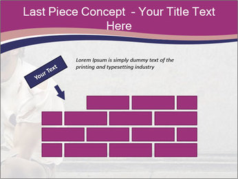 Tramp sitting PowerPoint Templates - Slide 46