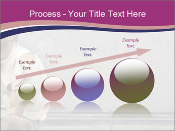 Tramp sitting PowerPoint Templates - Slide 87