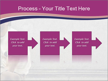 Tramp sitting PowerPoint Templates - Slide 88