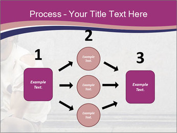 Tramp sitting PowerPoint Templates - Slide 92