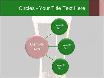 Glass of fresh lager beer PowerPoint Templates - Slide 79
