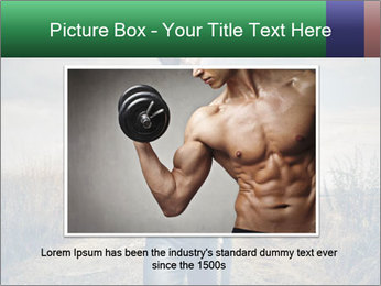 Strong handsome man PowerPoint Templates - Slide 16