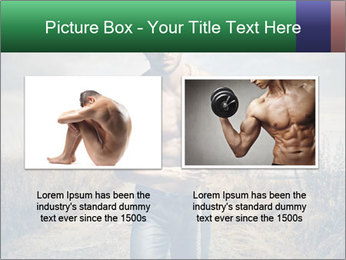 Strong handsome man PowerPoint Templates - Slide 18