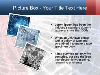 Isolated broken glass PowerPoint Templates - Slide 17