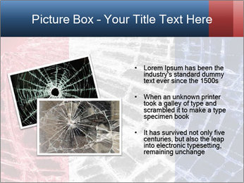 Isolated broken glass PowerPoint Templates - Slide 20