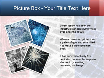 Isolated broken glass PowerPoint Templates - Slide 23