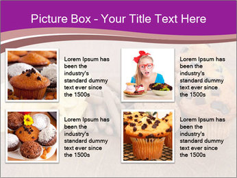Pile of junk food PowerPoint Template - Slide 14