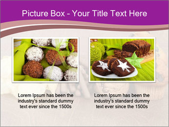 Pile of junk food PowerPoint Template - Slide 18
