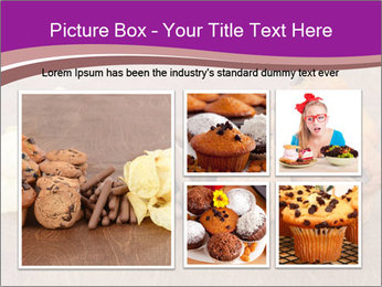 Pile of junk food PowerPoint Template - Slide 19