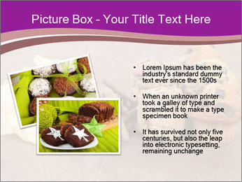 Pile of junk food PowerPoint Template - Slide 20