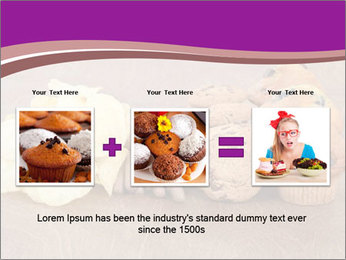 Pile of junk food PowerPoint Template - Slide 22