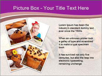 Pile of junk food PowerPoint Template - Slide 23