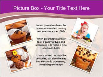 Pile of junk food PowerPoint Template - Slide 24