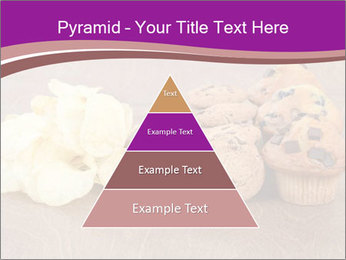 Pile of junk food PowerPoint Template - Slide 30