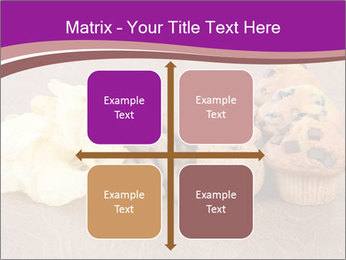 Pile of junk food PowerPoint Template - Slide 37