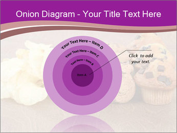 Pile of junk food PowerPoint Template - Slide 61