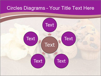 Pile of junk food PowerPoint Template - Slide 78