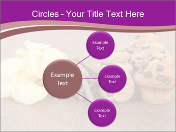 Pile of junk food PowerPoint Template - Slide 79