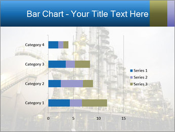 Petrochemical plant PowerPoint Template - Slide 52