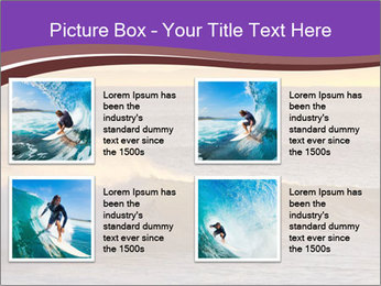 South African Surfing PowerPoint Template - Slide 14