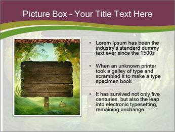 Spring design PowerPoint Template - Slide 13
