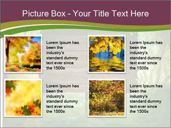Spring design PowerPoint Template - Slide 14