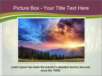 Spring design PowerPoint Template - Slide 15