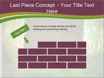 Spring design PowerPoint Template - Slide 46