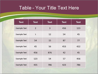 Spring design PowerPoint Template - Slide 55