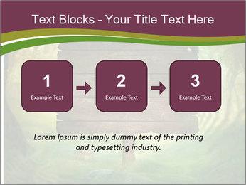 Spring design PowerPoint Template - Slide 71