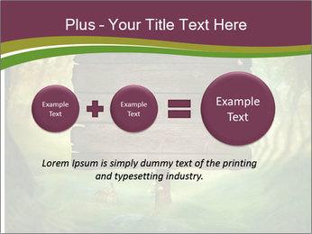 Spring design PowerPoint Template - Slide 75