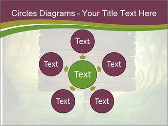 Spring design PowerPoint Template - Slide 78