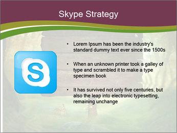 Spring design PowerPoint Template - Slide 8