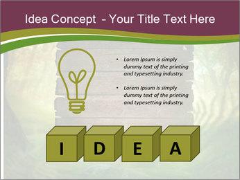 Spring design PowerPoint Template - Slide 80