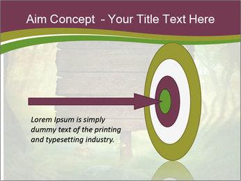 Spring design PowerPoint Template - Slide 83