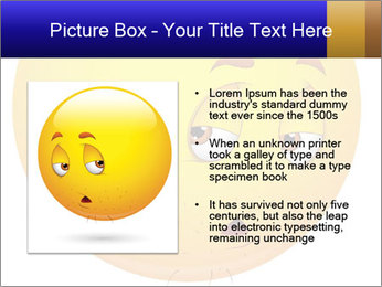 Smiley Illustration PowerPoint Templates - Slide 13